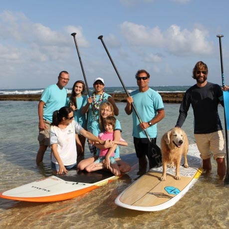 Special Needs SUP Sessions on the Sunshine Coast